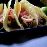 I love tacos!  Interesting taco ideas...