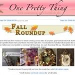 Crafty Blog Spotlight - One Pretty Thing
