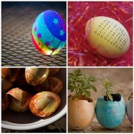 Easter Ideas: Egg decoration, crafts, food