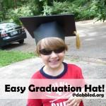 How to make a fun kids graduation hat