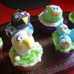 Tutorial: Make Angry Birds Cupcakes