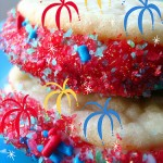 Pop Rocks Fireworks Cookies