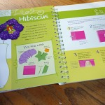 Step by Step Instructions for each flower
