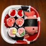 Sushi-themed Baby Shower Gift