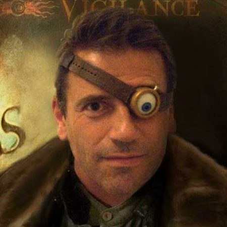 Make a Mad Eye Moody Eye