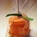 marsmallow pumpkin pop