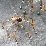 Fun with Kids: Bead Spiders