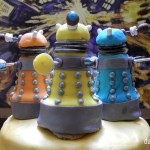 Tutorial: How to Make the Doctor Who Dalek Cake