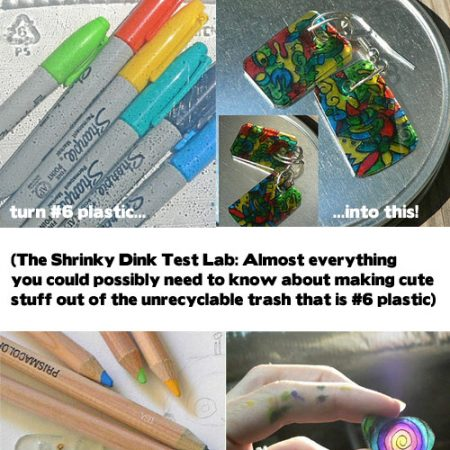 everything you need to know about making shrink plastic out of #6