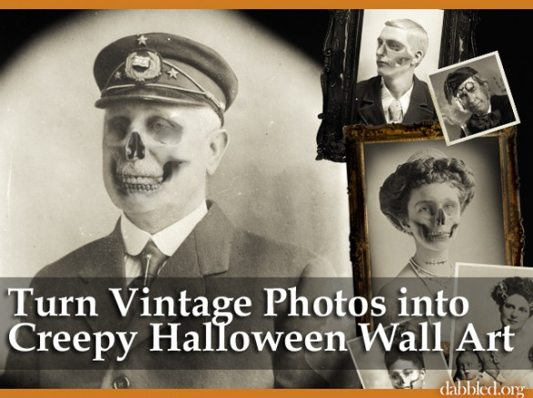 photo relating to Halloween Head in a Jar Printable called Halloween Decor: How toward deliver Tremendous Creepy Photographs (Photoshop