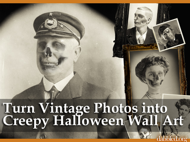 Halloween Decor How To Make Super Creepy Photos