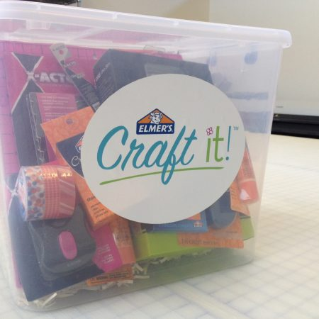 Craft It elmers giveaway