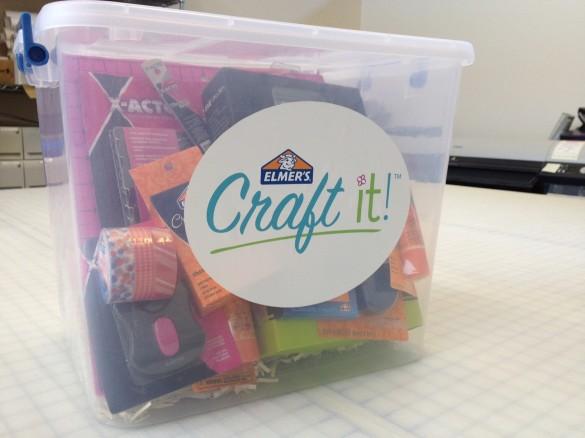 Craft It elmers giveaway